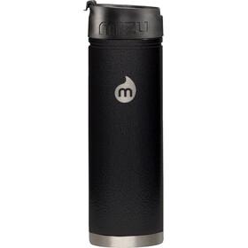 MIZU V7 Bidon with Coffee-Lid 700ml czarny